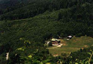 Chata naHrbe